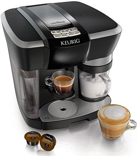 The Keurig Rivo Cappuccino and Latte System (R500 Bonus)