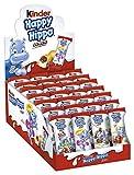 Kinder Happy Hippo Cacao Snack 20g - Lot de 28