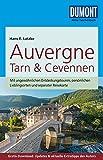 DuMont Reise-Taschenbuch Reiseführer Auvergne, Tarn & Cevennen: mit Online-Updates als Gratis-Download