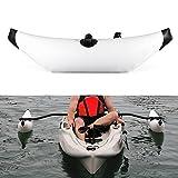 Festnight Kayak PVC Inflatable Outrigger Kayak Canoe Fishing Boat Standing Float Stabilizer System
