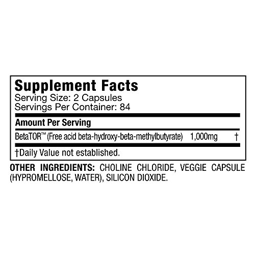 MuscleTech Clear Muscle Post Workout Recovery and Strength Builder, Amino Acid & Muscle Recovery Supplement, 168 Count 3