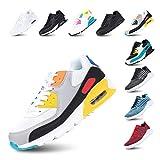 Chaussures de Course Homme Femme Running Sport Fitness Respirantes Legere Gym...