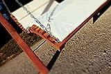 ASS Design Hollywoodschaukel Doppelliege aus Holz 'ARUBA' - 4