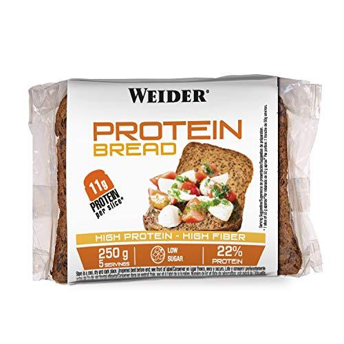 Weider Protein Bread. Pan Proteico riquísimo con 11g de pro