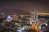 Puzzle pour Adultes Gratte-Ciel Panama City Panama Puzzle 1000 pièces...