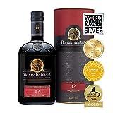 Bunnahabhain 12 Ans - Islay Single Malt Scotch Whisky - 46.3% 70cl