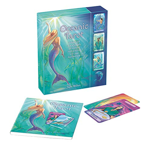 Oceanic Tarot: Includes a full desk of specially...