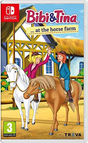 Bibi & Tina at the Horse Farm (Nintendo Switch)