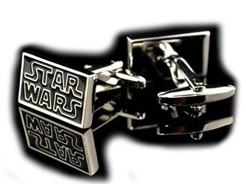 SilverFox - Gemelli super eroe con logo di Batman, Star Wars Logo, Taglia unica