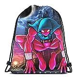 LREFON A Hero 'S Return Sport Bag Gym Sack Mochila con cordón Mochila sólida