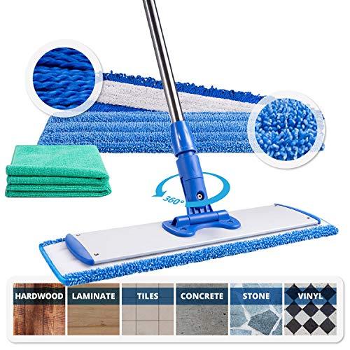 18' Professional Microfiber Mop |...