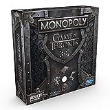 Monopoly - Jeu de Societe Game of Thrones Edition Collector - Jeu de Plateau - Version...