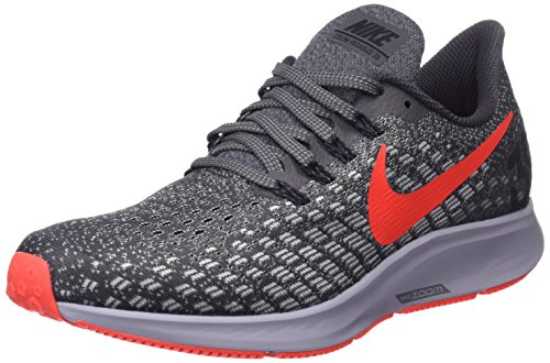 Nike Air Zoom Pegasus 35, Zapatillas de Running Hombre, Gris...