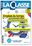 Emplois du temps & Programmations Cycle 1 - Edition 2019-20