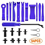 Advgears 54 Pcs Trim Removal Tool Kit for Car Plastic Pry Tool Kit...
