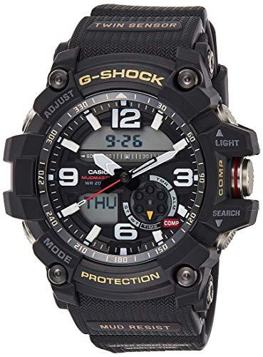 Casio G-Shock Mudmaster Twin Sensor Mens' Sports Watch...