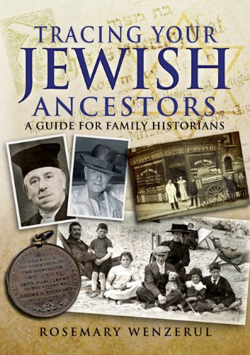 Tracing Your Jewish Ancestors: A Guide For Family Historians Kindle Edition
