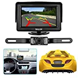 DALLUX Backup Camera Monitor Kit for...