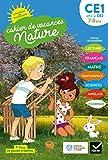 Cahier de vacances Nature 2020 du CE1 au CE2 7/8 ans