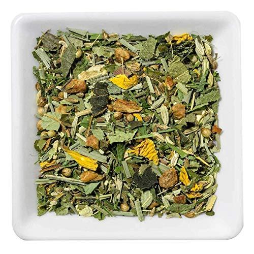 Teaz 28 Days Detox - Clean Tea | 85g Loose Leaf | Slim Tea for Weight Loss | Detox Tea | Diet & Fat Loss Tea | Cleanse Tea | Natural Dietary Supplement | For More Successful Diet (Detox Tea) 5
