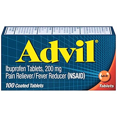 Relieve Pain And Reduce Fever: Whether you have occasional muscle aches, backaches, minor arthritis pain, or other aches and pains, Advil stops pain at the site of inflammation so you can get relief where you need it Pain Relief: Advil Coated Tablets...