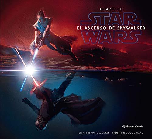 El arte de Star Wars: El ascenso de Skywalker: 24 (Star Wars: Guías Ilustradas)