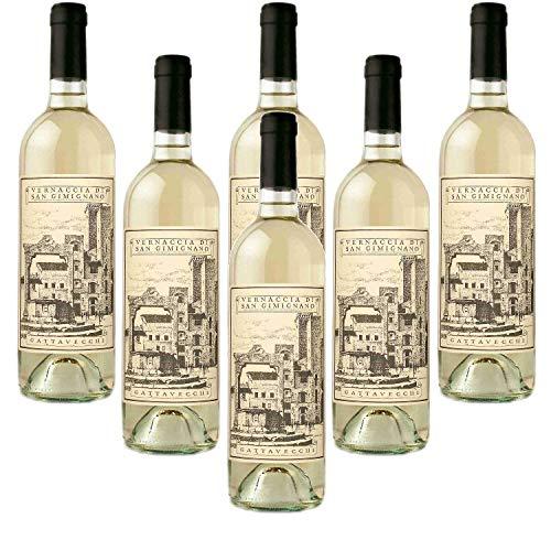 Vernaccia di San Gimignano DOCG Cantina Gattavecchi (6 bottiglie 75 cl.)