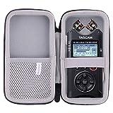 用の TASCAM ポータブルオーディオレコDR-40X 専用保護 キャリングケース 収納ケース -waiyu JP
