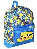 Sac A Dos Pokémon Enfant Et Ado | Cartable Garçon Maternelle, CP, Primaire, College avec Pikachu,...