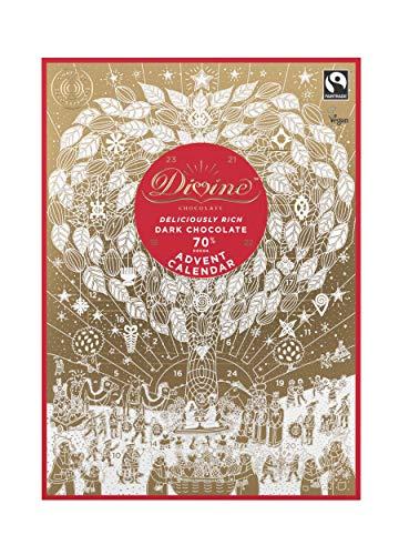 Calendario dell'Avvento del Cioccolato Fondente, 85 gg