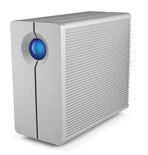LaCie 9000317 2big Quadra HardDisk da 8 TB, FireWire 800, USB 3.0