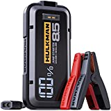 HULKMAN Alpha85 Jump Starter 2000 Amp 20000mAh Car Starter for up to 8.5L Gas and 6L Diesel Engines...