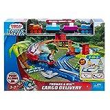 Thomas & Friends GLL14 Trackmaster Thomas & Nia Cargo juego de entrega, multicolor , color/modelo surtido