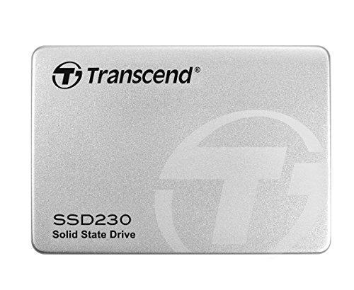 Transcend SSD 256GB 2.5インチ SATA3.0 3D NAND採用 DRAMキャッシュ搭載 5年保証 TS256GSSD230S