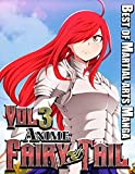 Best of Martial arts Manga Fairy Tail Anime: Limited Edition Fairy Tail Vol 3 (English...