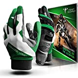 POISON SCORPION Motorcycle Motocross Dirt Bike Gloves for Men Women | Green M