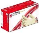 Hycare Guanti Monouso senza Polvere di Lattice, Taglia L (Confezione da 100)