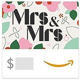 Amazon eGift Card - Mrs & Mrs