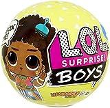 Boys LOL Surprise Série 3 Poupée Personnage Masculin – 7 Surprises