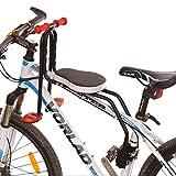 GODNECE Siège Vélo Avant Enfant, Siège Vélo pour Bébé...