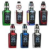 SMOK Species Kit 230 W, mit TFV Mini V2 Clearomizer 5 ml, Riccardo e-Zigarette, grün-schwarz