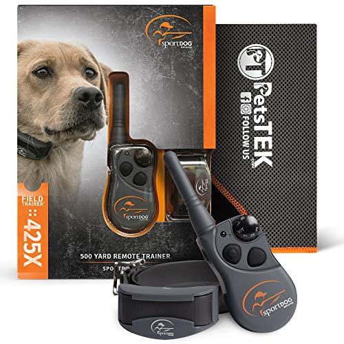 SportDOG SD-425X Electronic Dog Training Collar...