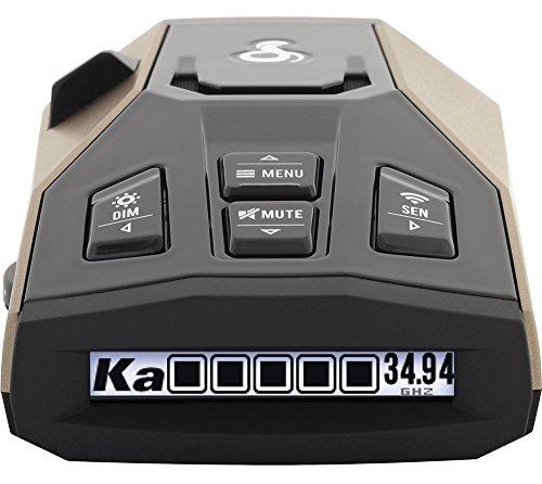 Rilevatore radar Cobra RAD 450 Ricezione immediata - Pronto