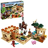 LEGO Minecraft The Illager Raid 21160 Building Toy Action Playset for Boys and Girls Who Love Minecraft, New 2020 (562 Pieces)