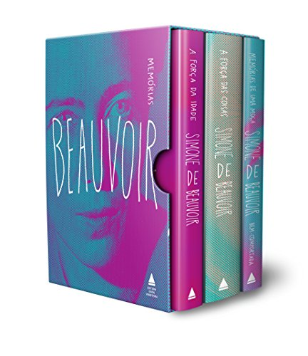 Memories of Simone de Beauvoir - Caja exclusiva con 3 volúmenes