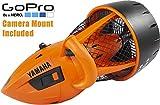 Yamaha Seascooter Explorer, Blazing Orange w/Camera Mount, Ocean, Pool Water Scooter