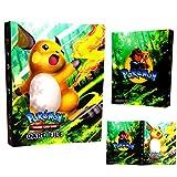 Dorara Classeur pour Cartes Pokemon, Albums Pokemon GX EX Trainer, Albums de...
