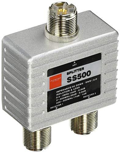 第一電波工業 ダイヤモンド 受信用分配器/混合器 SS500