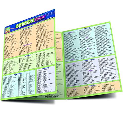 Spanish Phrases (Quick Study Academic)