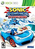 Sonic & All-Stars Racing Transformed - Xbox 360 (Video Game)